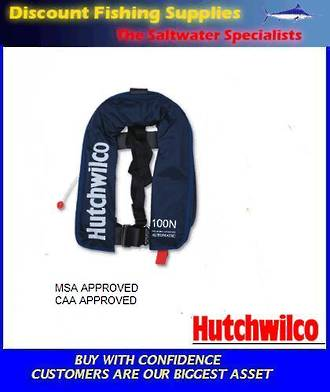 Hutchwilco Inflatable Lifejacket - Automatic - CHILD