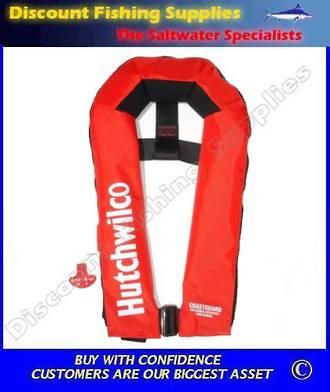 Hutchwilco Coastguard 170N Inflatable LifeJacket - Manual