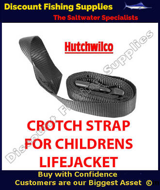 Hutchwilco Crotch Strap For Childrens Lifejacket