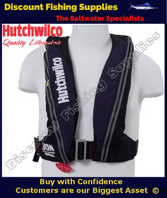 Hutchwilco Super Comfort Inflatable Lifejacket - Manual