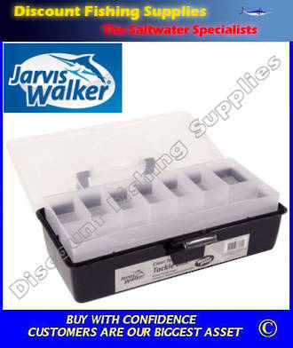 Jarvis Walker 1 Tray Tackle Box