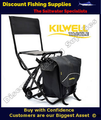 Kilwell Pack Stool - Backpack Chair