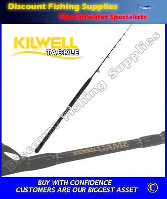 Kilwell 37kg Standup Game Rod