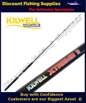 Kilwell Extreme ll Trout Troller Rod