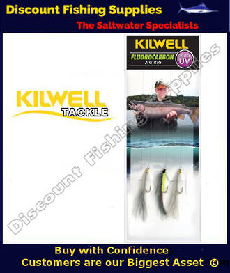 Kilwell Freshwater Jig Rig Mix 6
