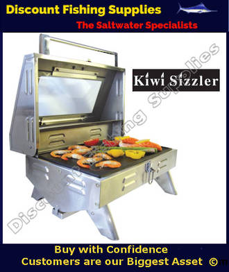 Kiwi Sizzler Barbeque WITH WINDOW