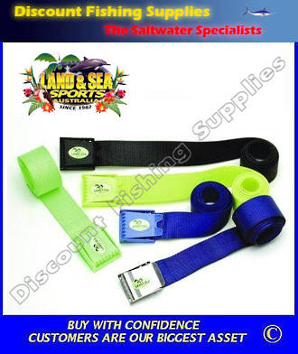 Land and Sea Weight Belt - Yellow