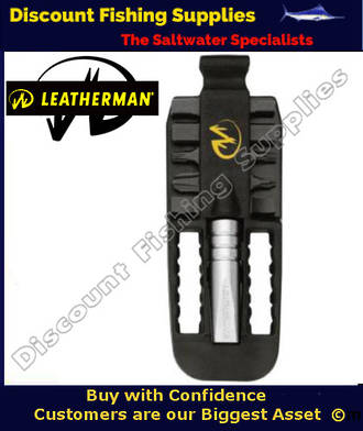 LEATHERMAN REMOVABLE BIT DRIVER with Bit Kit