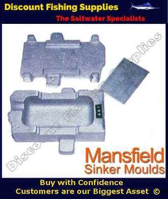 Dive Weight Mould - 2lb (0.9kg)