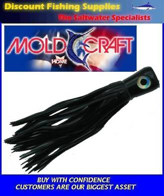 Mold Craft Standard Super Chugger - Black - 44