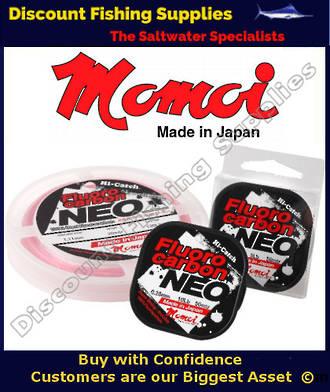 MoMoi Neo Fluorocarbon 40lb