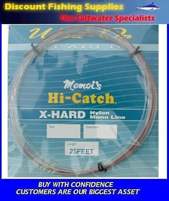 Momoi X-Hard Wind-On Leader 530lb