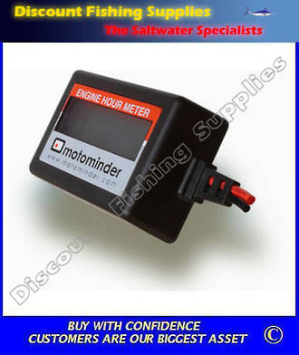 Motominder Electronic Hour meter