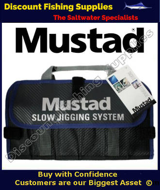 Mustad Jig Pouch - Slow Jigging System
