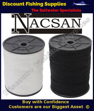 Nacsan Braided Nylon Twine