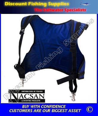Nacsan Jacket Big Game Harness