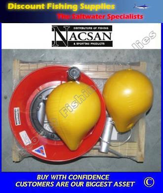 Nacsan Kayak (Small Boat) Longline Set
