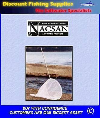 Nacsan Scoopnet 600mm