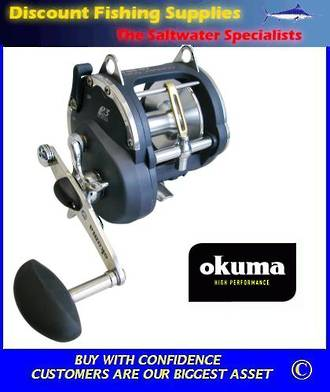 Okuma Convector CV45L (Level Wind)