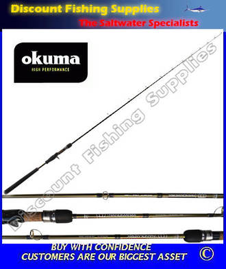 Okuma Nano Matrix Jig Rod 150gr 6'3""