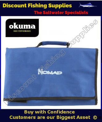 Okuma Nomad Lure - Jig Wrap 8 Pockets