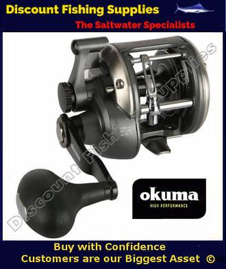 Okuma Solterra SLX-10L Lever Drag Reel