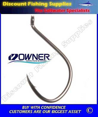 Owner SSW Cutting Point Hooks 8/0