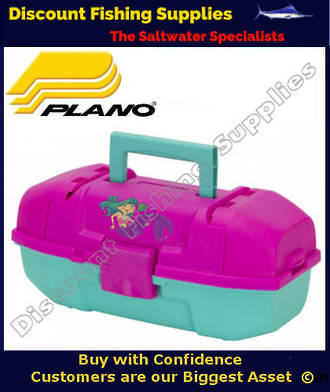 PLANO 500102 MERMAID TACKLE BOX