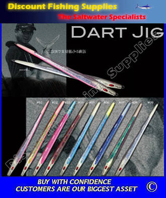 Power Jig Dart Jig 200gr