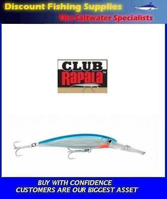 Rapala X-Rap Magnum 30 16cm - Silver Blue