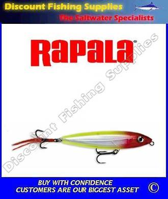 Rapala X-Walk Stickbait 13cm - Clown