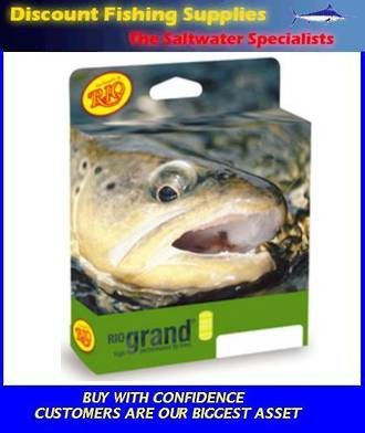 Rio Grand Floating Fly Line - WF7F