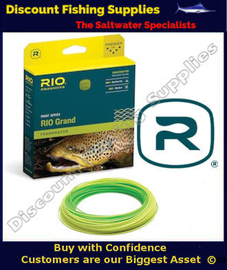 Rio Grand Floating Fly Line - WF9F