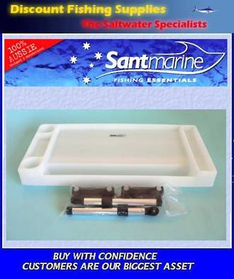 Santmarine Mid Size Bait Board - Adjustable