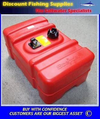 Scepter 34 Litre Fuel Tank With Gauge