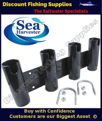 SEA HARVESTER Rod Holder 4WD - 4 rods