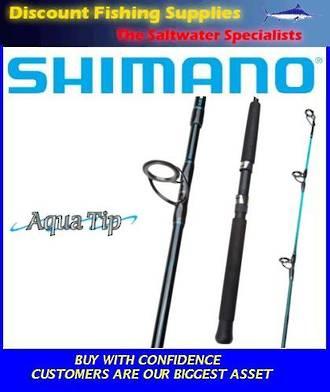 Shimano Aquatip Spin Rod 10-15kg 7'
