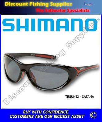 Shimano Polarised Sunglasses - Catana