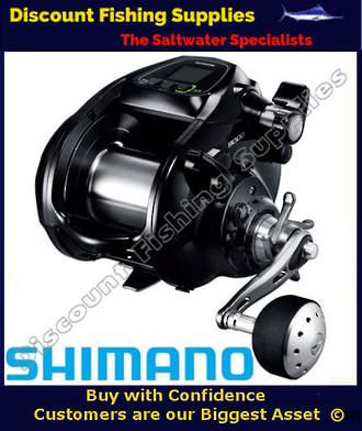 Shimano Forcemaster 9000 Electric Reel