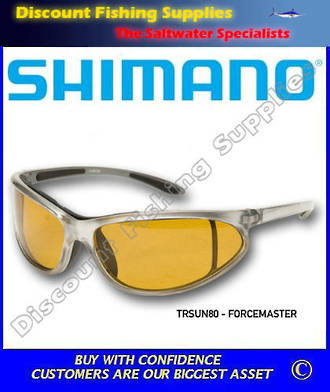 Shimano Polarised Sunglasses - Forcemaster