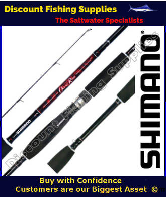 Shimano Ocean Rose Overhead Jigging Rod 5ft 2in 30-50lb 1pc