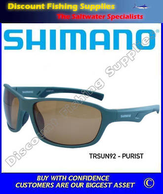 Shimano Polarised Sunglasses - Purist