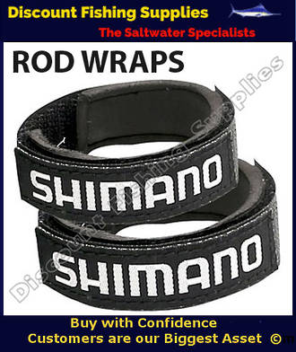 Shimano Fishing Rod Wraps