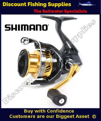Shimano Sahara FI 2500 Spinning Reel