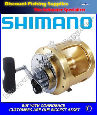 Shimano TIAGRA 130 Wide Game Reel