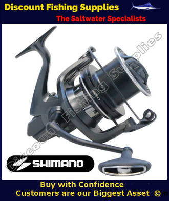 Shimano Ultegra CI4+ 14000 XTC Long Cast Surf Reel