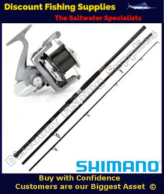 Shimano Ultegra 14000 XSD - Backbone Elite Surfcasting Combo 3pc