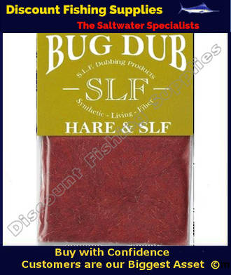 Davy's Hare & SLF Bug Dub - Red