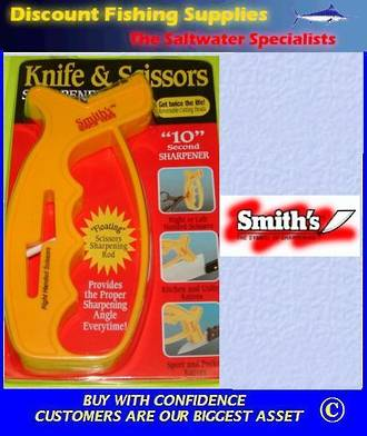 Smiths Knife and Scissors Sharpener