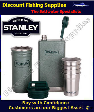 Stanley Adventure Flask and Shot Set (Lifetime Warranty)